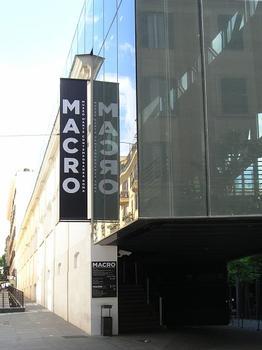 MACRO, Museo d'Arte Contemporanea di Roma, Rom