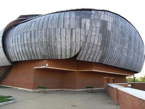 Parco della Musica, Sala Petrassi, Rom