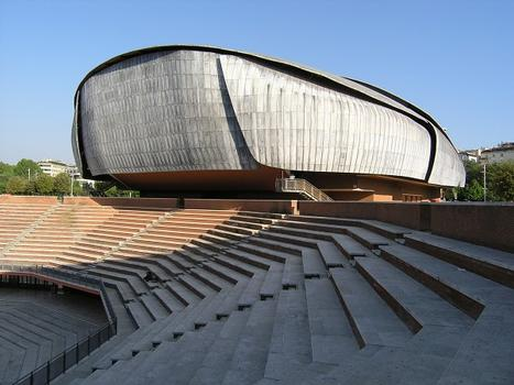 Parco della Musica, Sala Sinopoli, Rom