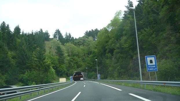 AP-8 Motorway (Spain) – Itziar Tunnel