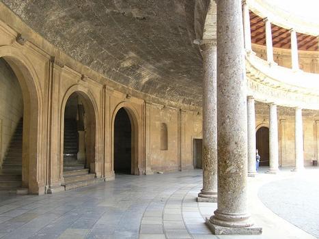 Charles V Palace (Granada, 1957)