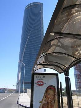 Torre Espacio, Madrid