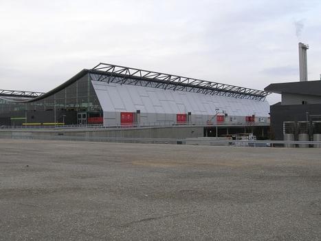 Messehallen, Neue Messe Stuttgart