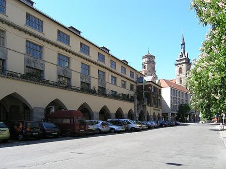 Markthalle, Stuttgart