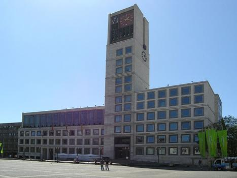 Rathaus, Stuttgart