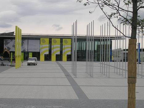 Internationales Congresszentrum, Neue Messe Stuttgart