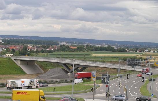 Frachthofbrücke, Stuttgart