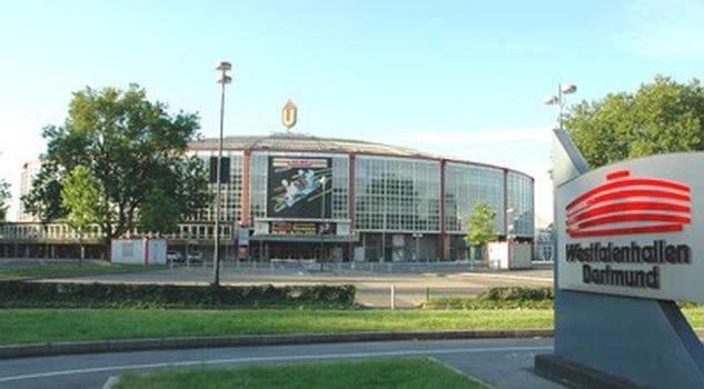 Westfalenhalle, Dortmund