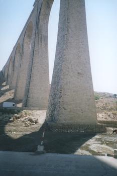 Pont ferroviaire de Béjà, Tunisie
