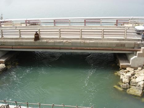 Old Bridge of th Djerba Island Causeway