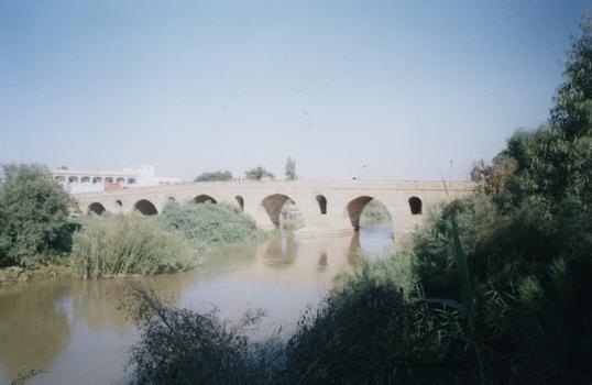 Mdjez El Bab-Brücke