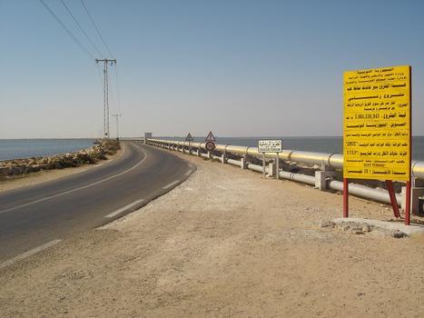El-Kantara-Damm
