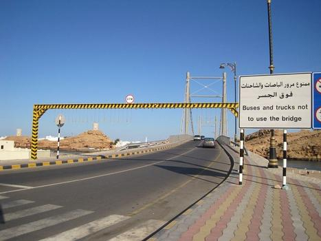 Khor Al Bath-Brücke