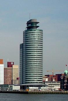 World Port Center, Rotterdam.