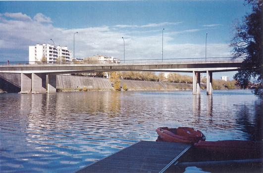 Pont de la Croix de Pierre, Toulouse