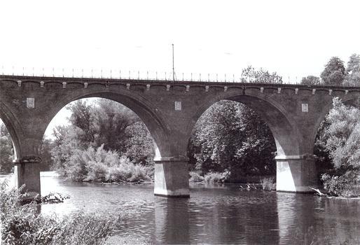Saint-Lieux-lès-Lavaur Bridge