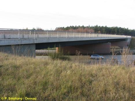 Kreuzungsbauwerk AS Dessau-Süd