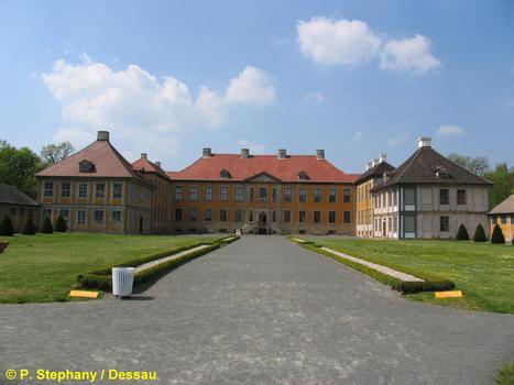 Oranienbaum Castle