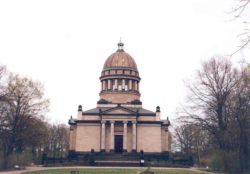 Mausoleum, Dessau