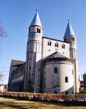 Stiftskirche Sankt Cyraikus, Gernrode