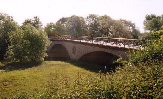 Bodebrücke Nienburg