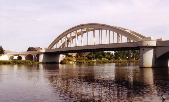 Saalebrücke Alsleben
