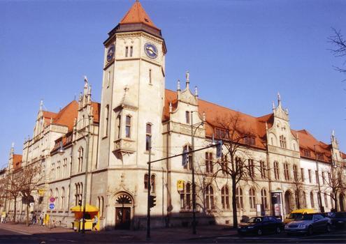 Hauptpost, Dessau, Sachsen-Anhalt