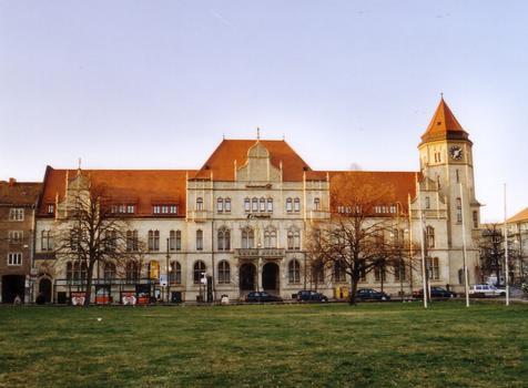 Hauptpost, Dessau
