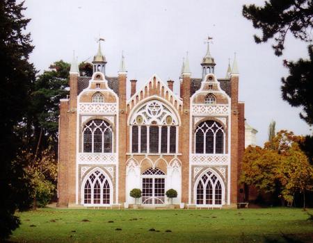 Gotisches Haus, Wörlitz, Kreis Anhalt-Zerbst, Sachsen-Anhalt