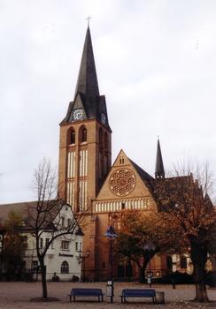 Evangelische Kirche Sankt Antonius; Bitterfeld