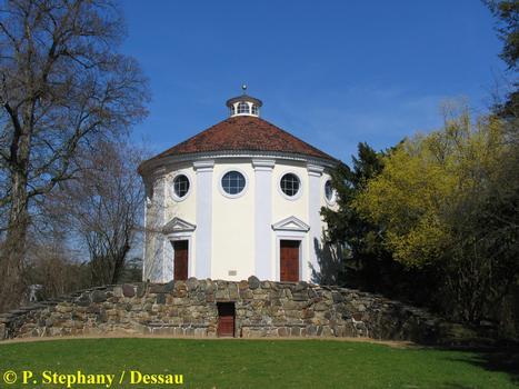 Synagogue, Wörlitz
