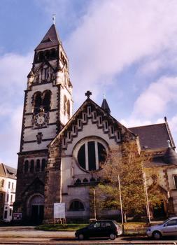Petruskirche; Dessau