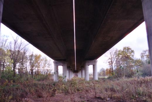 Pont sur la Wipper à Ilberstedt