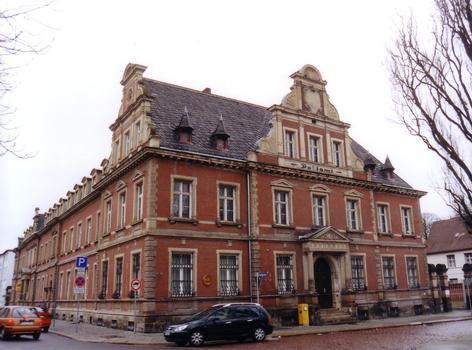 Hauptpost, Köthen