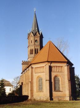 Eglise de Großkühnau, Dessau