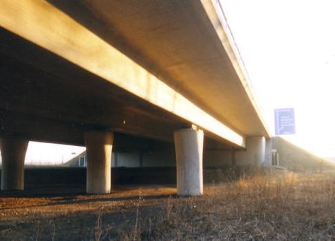 Bodetalbrücke, Neugattersleben