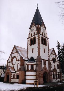 Christuskirche Ziebigk, Dessau