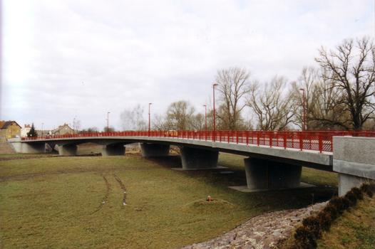 Hallesche Brücke, Raguhn, Saxe-Anhalt