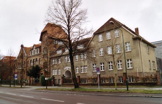 Kreiskrankenhaus, Dessau