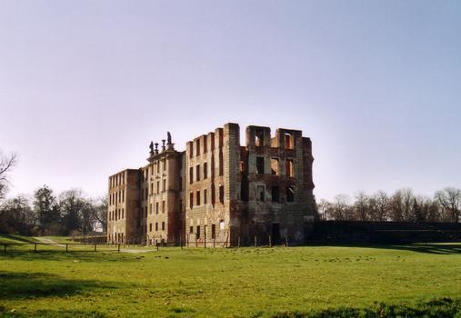 Zerbst Castle, Saxony-Anhalt