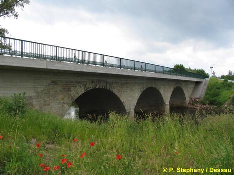 Bodebrücke im Zuge des Altenburger Dammes, Nienburg