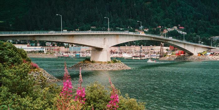 Juneau Douglas Bridge