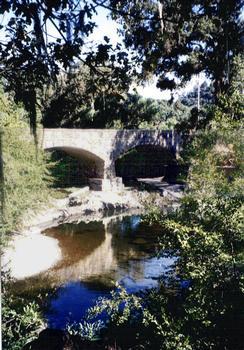 Zinfandel Lane Bridge