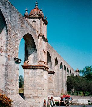 Aqueducto de Agua da Prata