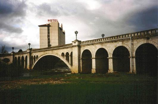 Brücke in Chaves