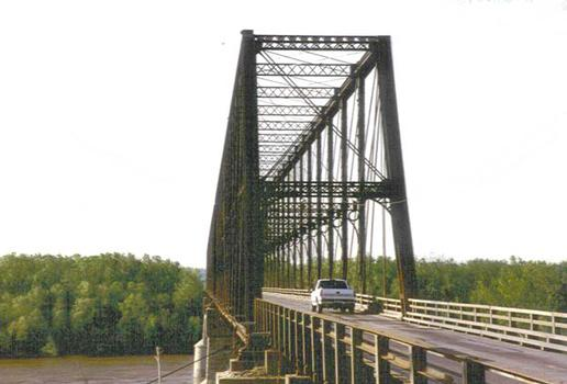 Francois Chouteau Bridge