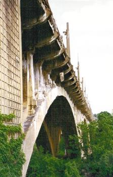 Fairmont WV High Level (Jefferson St) Bridge