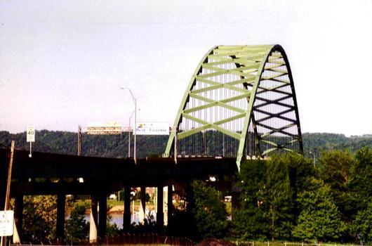 Moundsville Bridge, West Virginia