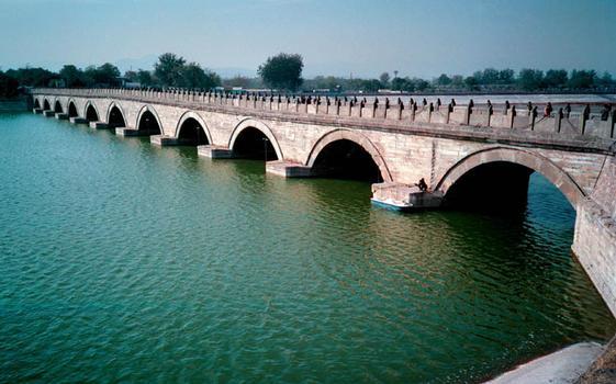 Marco-Polo-Brücke in Wanping