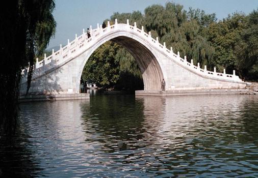 Pont de la ceinture de jade